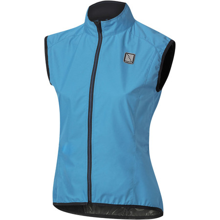 Altura Women's Synchro Lite Gilet - UK 10 Blue/Black | Cycling Gilets