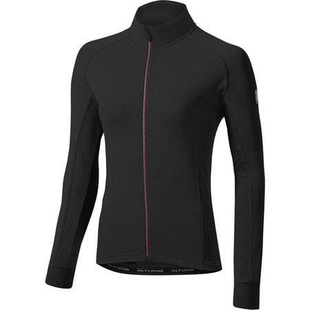 Altura Women's Synchro Long Sleeve Jersey - UK 18 Black/Pink