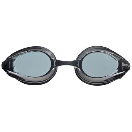 Arena Tracks Racing Goggles - One Size Black/Smoke
