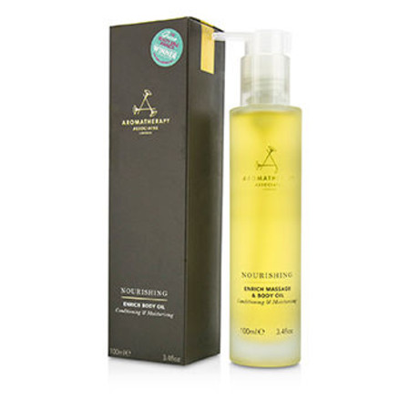 Aromatherapy Associates Nourishing - Enrich Massage & Body Oil 100ml/3.4oz