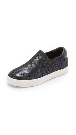 Ash Impuls Slip On Sneakers - Midnight/Black