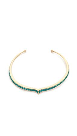 Aurelie Bidermann Choker Necklace - Gold