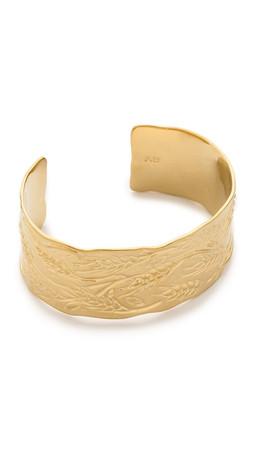 Aurelie Bidermann Francoise Bracelet - Gold