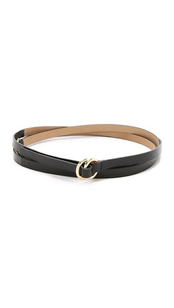 B-Low The Belt Triple Wrap Belt - Black