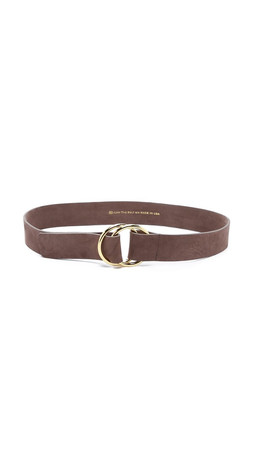 B-Low The Belt Tumble Belt - Dark Taupe