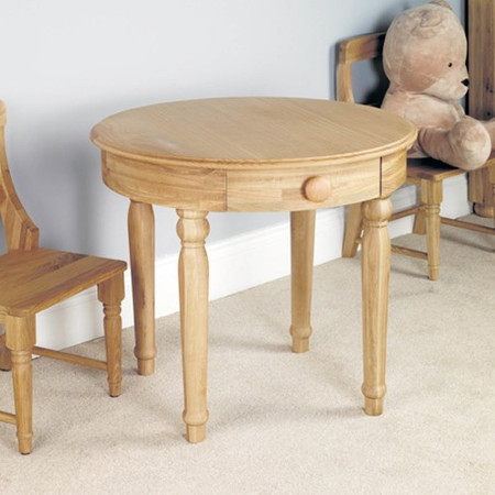 Baumhaus Amelie Oak Childrens Play Table
