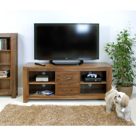 Baumhaus Mayan Low Widescreen TV Cabinet