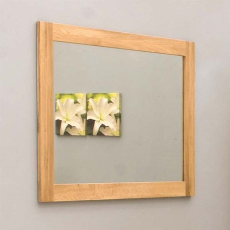 baumhaus mobel solid oak wall mirror baumhaus mobel solid oak corner