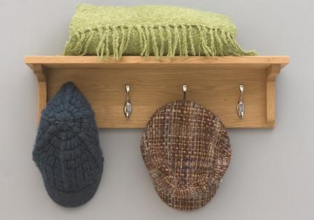 baumhaus mobel wall mounted coat rack baumhaus mobel solid oak medium wall mirror