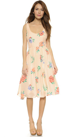 Bb Dakota Heleen Femme Dress - Multi