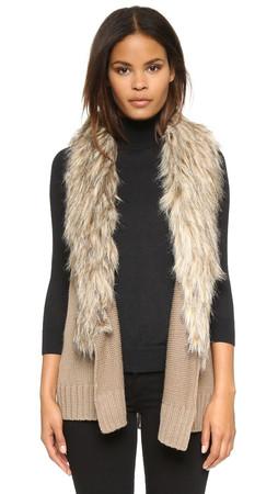 Bb Dakota Sadi Sweater Vest - Churro