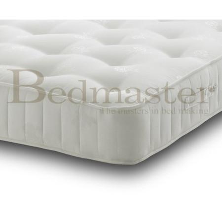 Bedmaster Crystal 1400 Tufted Pocket Springs Mattress