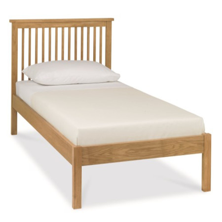 Bentley Designs Atlanta Solid Oak Single Bed