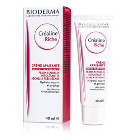 Bioderma Sensibio (Crealine) Rich Cream (For Sensitive Skin) 40ml/1.33oz