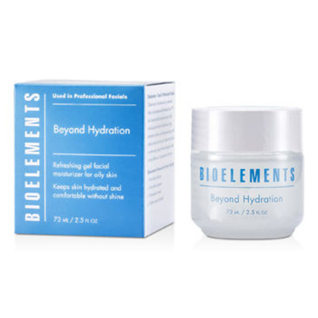 Bioelements Beyond Hydration - Refreshing Gel Facial Moisturizer (For Oily& Very Oily Skin Types& Salon Product) 73ml/2.5oz