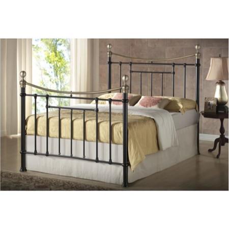 Birlea Furniture Bronte King Size Bed In Black