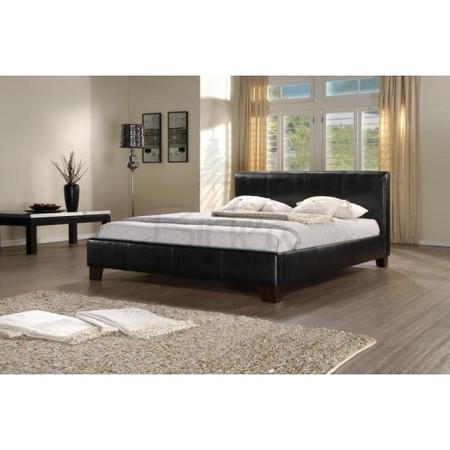 Birlea Furniture Brooklyn Small Double Bed in Black