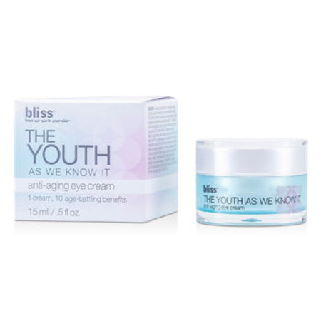 Bliss The Youth As We Know It Anti-Aging Eye Cream 15ml/0.5oz