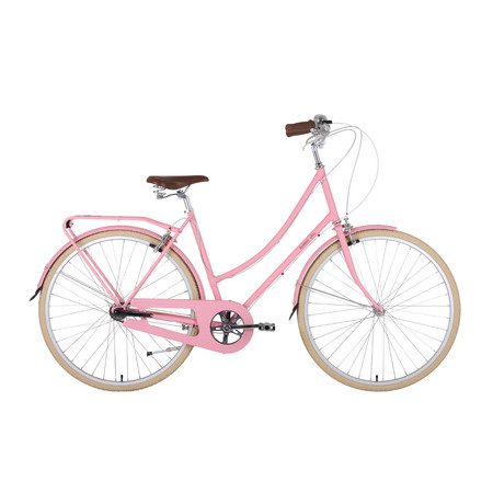 Bobbin Birdie Pink Ribbon - 46cm Pink Ribbon   Hybrid & City Bikes