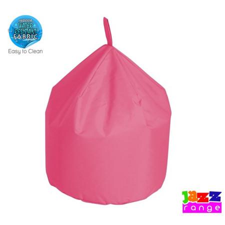 Bonkers Jazz Large Chino Bean Bag In Pink