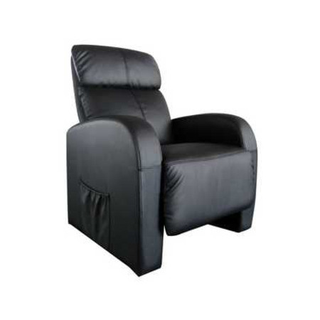 Boston Massage Recliner Chair (Black)