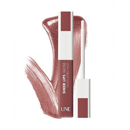 Bourjois Une Sheer Lips Lip Gloss 9.5ml