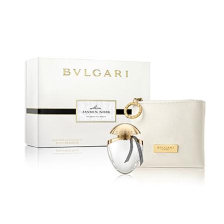 Bvlgari Mon Jasmin Noir Gift Set 25ml & Purse