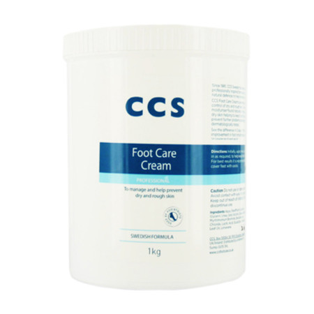 CCS Foot Care Cream 1kg