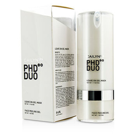 Cailyn PHD Duo: Leave On Gel Mask 1.7oz + Face Peeling Gel 1oz 50g+30g