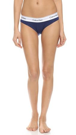 Calvin Klein Underwear Modern Cotton Panties - Coastal