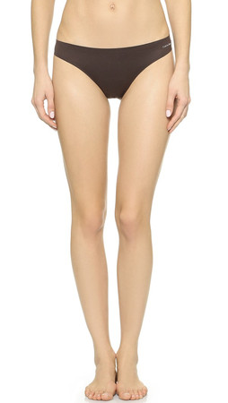 Calvin Klein Underwear Perfectly Fit Thong - Liquer