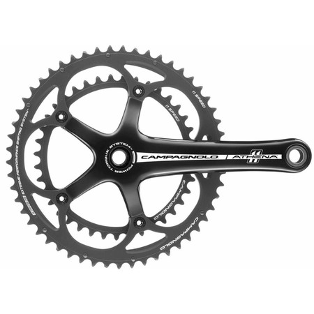 Campagnolo Athena Power Torque 11 Speed Chainset - 170 36-52 Black