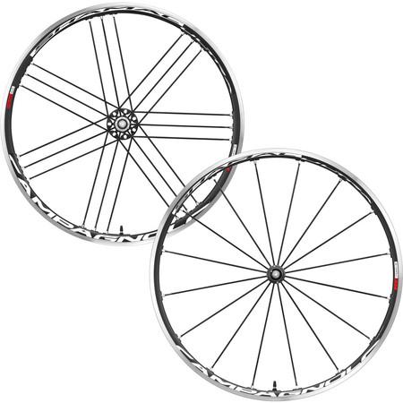 Campagnolo Shamal Ultra Mega G3 Clincher Wheelset - Campagnolo 9/10/11