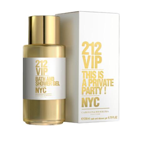 Carolina Herrera 212 VIP Shower Gel 200ml