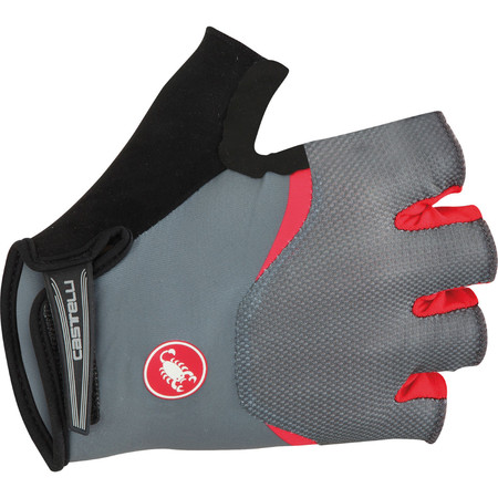 Castelli Arenberg Gel Short Finger Gloves - Extra Large