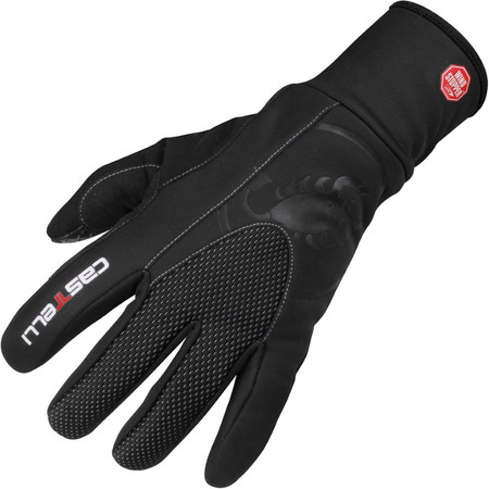 Castelli Estremo Winter Cycling Gloves - X Small Black | Winter Gloves
