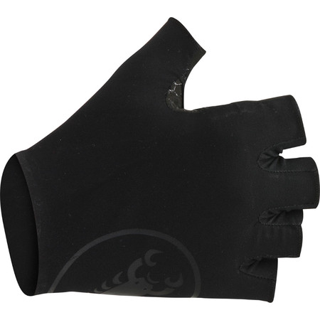 Castelli Secondapelle Short Finger Gloves - Medium Black