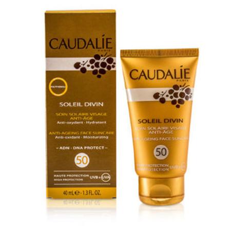 Caudalie Soleil Divin Anti-Ageing Face Suncare SPF 30 High Protection 40ml/1.3oz