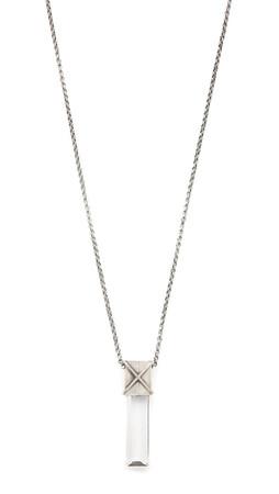 Chan Luu Quartz Pendant Necklace - Clear Quartz