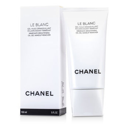 Chanel Le Blanc Immediate Brightening Oil-Gel Makeup Remover 150ml/5oz