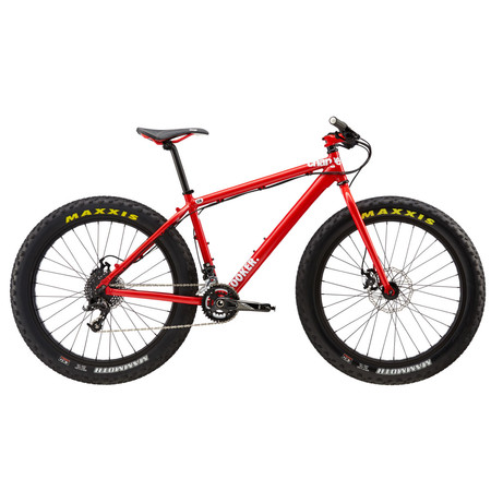 Charge Cooker Maxi 1 (2016) - M Red | Hard Tail Mountain Bikes