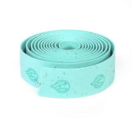 Cinelli Cork Ribbon Bar Tape - One Size Bianchi Green | Bar Tape