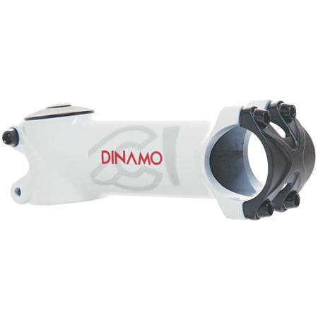 Cinelli Dinamo White Oversize Road Stem - 110mm White | Stems