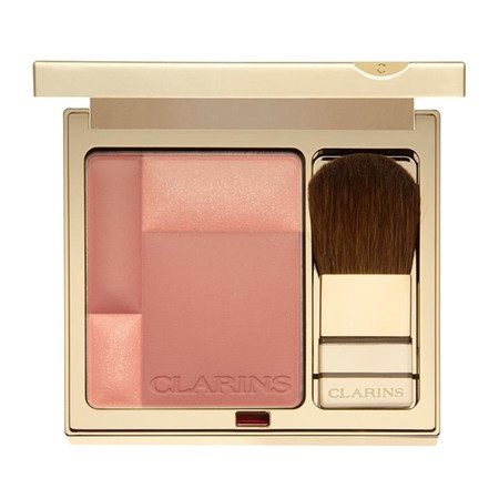 Clarins illuminating cheek colour #5 rose wood