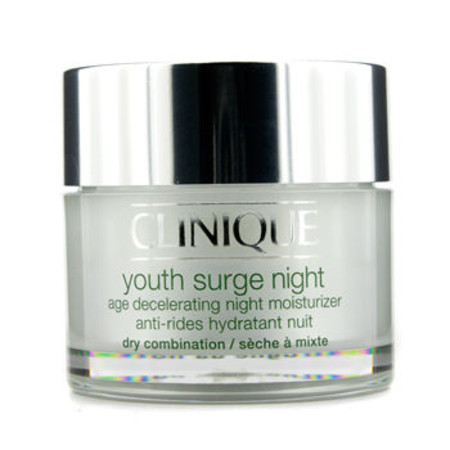 Clinique Youth Surge Night Age Decelerating Night Moisturizer - Dry Combination 50ml/1.7oz