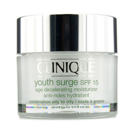 Clinique Youth Surge SPF 15 Age Decelerating Moisturizer - Combination Oily to Oily 50ml/1.7oz