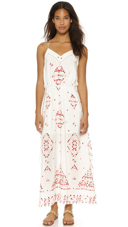 Club Monaco Brynn Dress - Painted Pyramids
