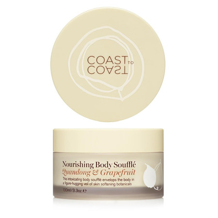 Coast to Coast Outback Nourishing Body Souffle 100ml