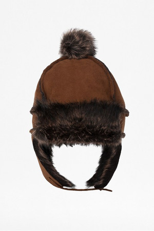 Codey Trapper Hat - Chestnut
