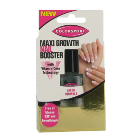 Colorsport Maxi Growth Nail Booster 10ml
